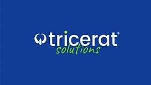 Tricerat solutions splash page
